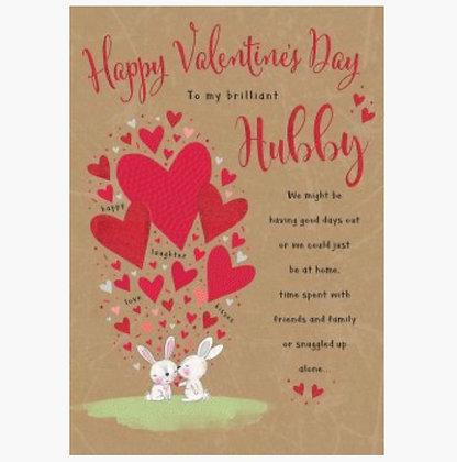 Valentines - Husband