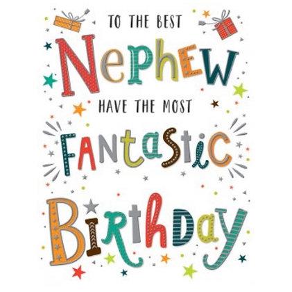 Birthday - Nephew