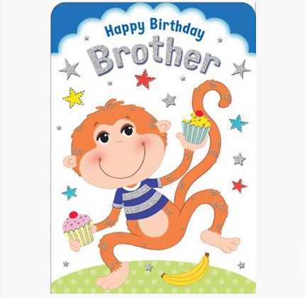 Birthday - Brother