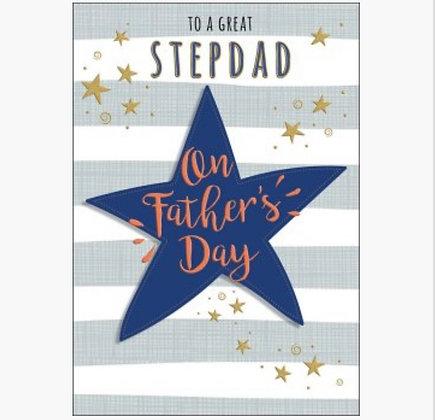 Father's Day - Stepdad
