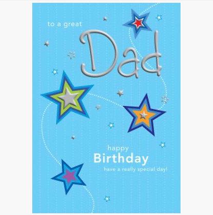 Birthday - Dad