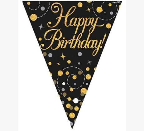 Bunting - Happy Birthday