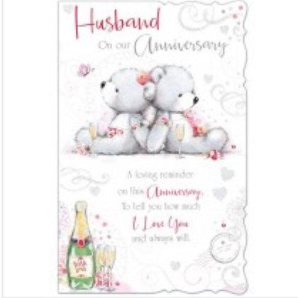 Anniversary - Husband