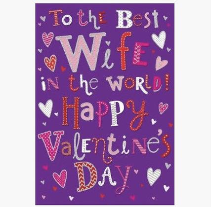 Valentines - Wife