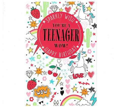 Birthday -Teenager