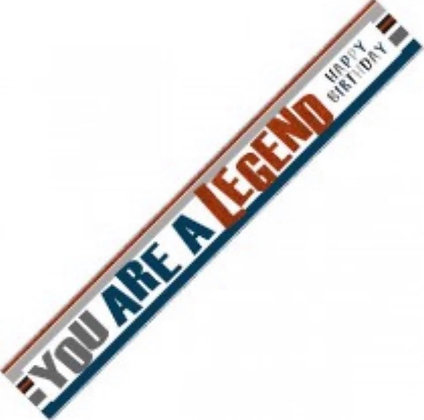 Banner - You are a Legend