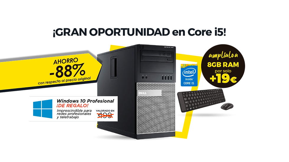 DELL OPTIPLEX 790 - liquidación