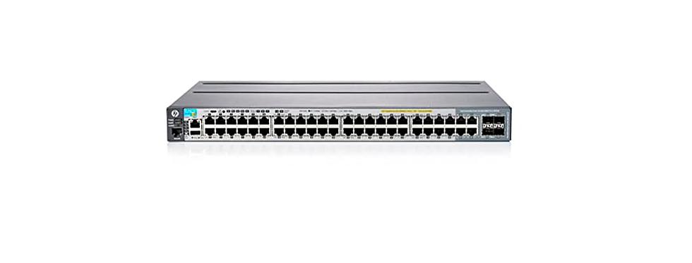 HP 2920-48G J9729A SWITCH