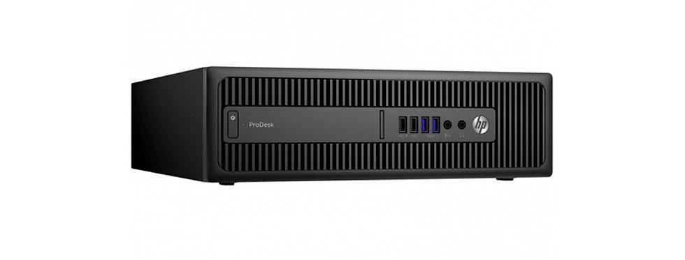 HP PRODESK 600 G1 / P. Processor / 4GB RAM / 500GB