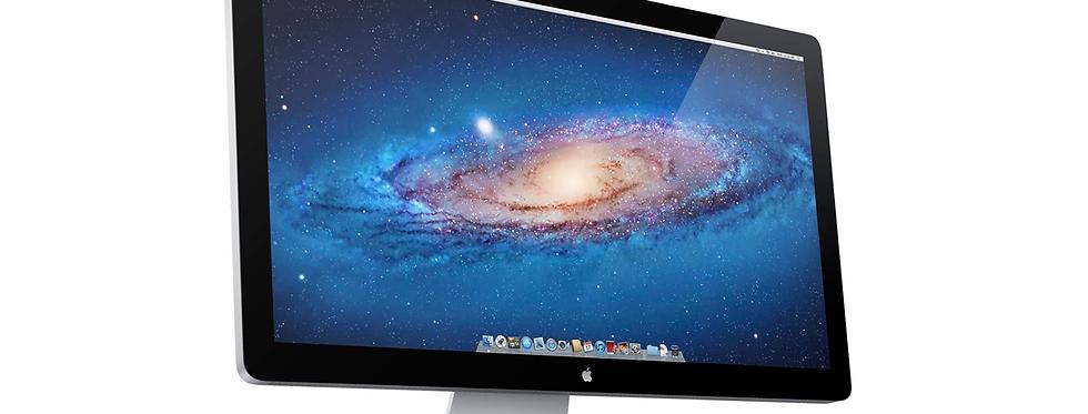 "Apple monitor thunderbolt display 27"""