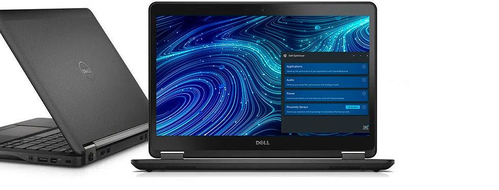 """DELL LATITUDE E7250 / 12"""" / i5 / 8GB RAM / 128GB SSD"""