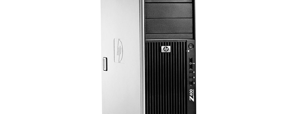 HP WORKSTATION Z400 / Xeon / 8GB RAM / 500GB