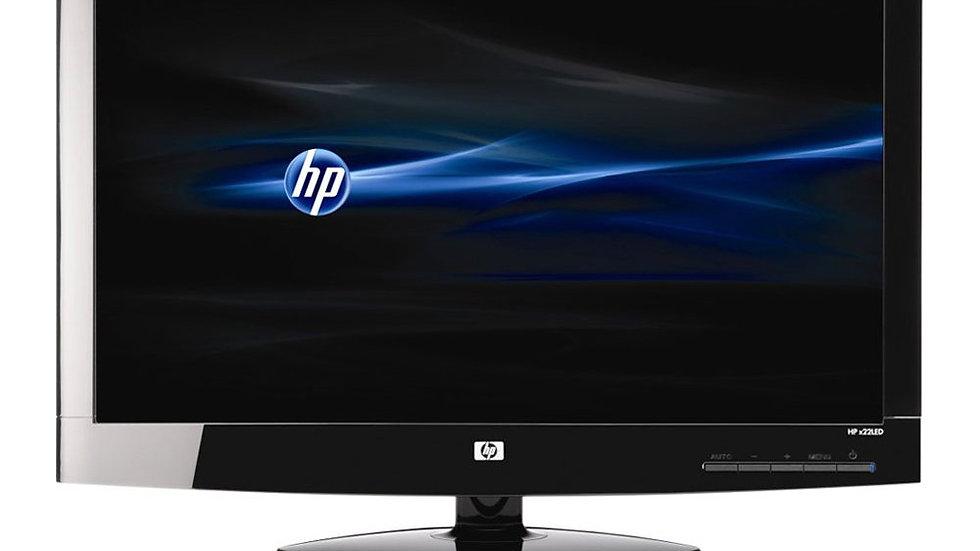 "HP X22LED 21"""