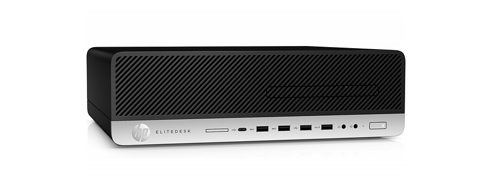 HP ELITEDESK 800 G3 - ¡ultrarreducida!