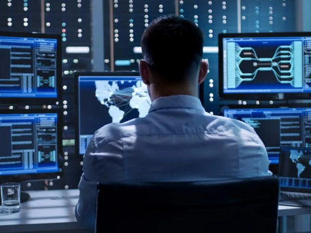 Ciberseguridad ¡protege tu empresa!