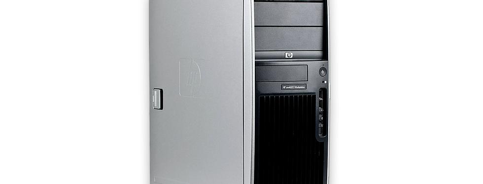 HP WORKSTATION XW4600