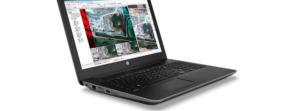 HP ZBOOK 15 G3 - de liquidación