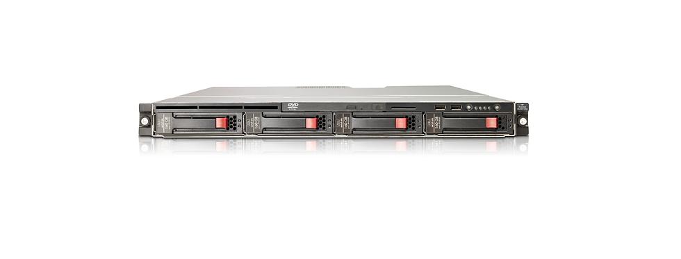 HP PROLIANT DL320G5