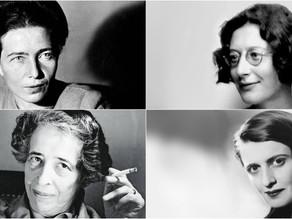 """Las cuatro filósofas que lucharon contra Hitler y Stalin: la """"resistencia"""" al totalitarismo fue feme"""