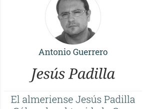 Jesús Padilla.