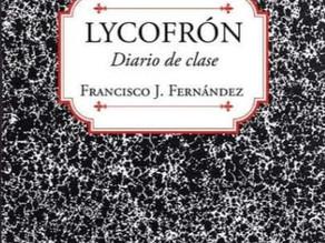 """Hilvana y Charolo, a propósito de """"Lycofrón"""" de Francisco J. Fernández"""
