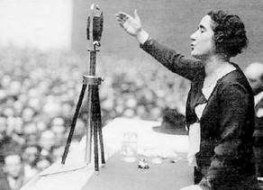 Nuestro homenaje a Clara Campoamor.