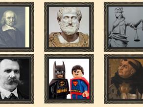 Justicia, sociedad y política: Nietzsche, Aristóteles… Batman