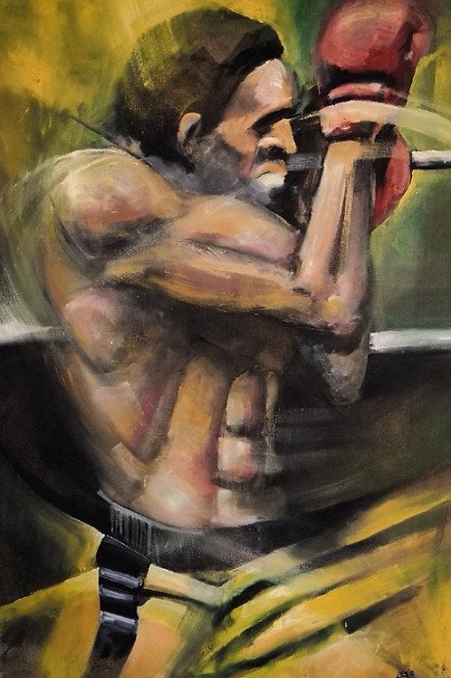 """Boxeur"" by BOSIO"