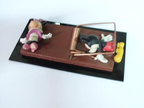 Mickey et Mini piégés de RICE