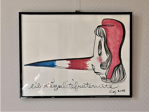 Marianne Pinocchio #2 par Liox