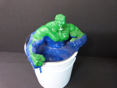 Hulk vert & bleu de RICE