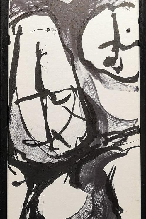 Peinture Petite  Vanité #1 de Laurent Bosio