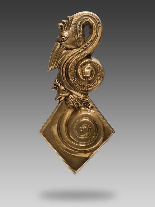 PELICAN bronze de l'artiste SAK