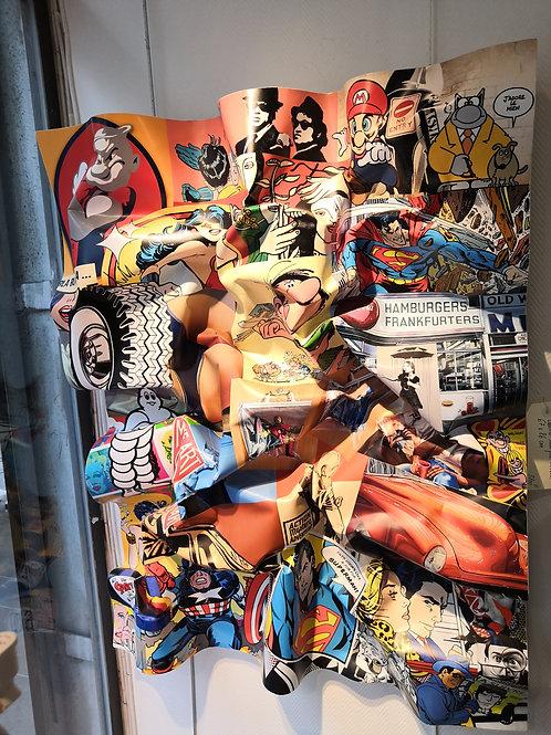 BD de Antoine GRAFF moyen modèle