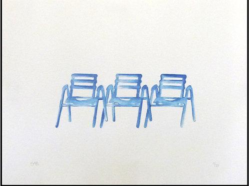 trois chaises de SAB