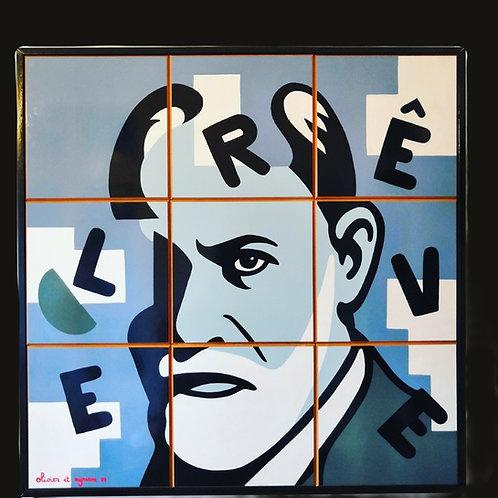 Freud by MOUSTACHE BLEUE