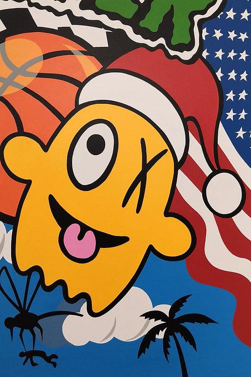 Père Noël By Barnabé