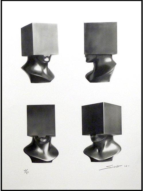 4 têtes Sosno