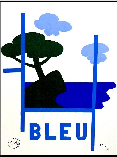 Bleu de GILLI
