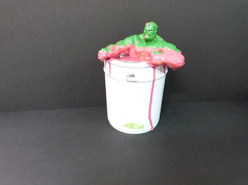 Hulk vert & rose de RICE