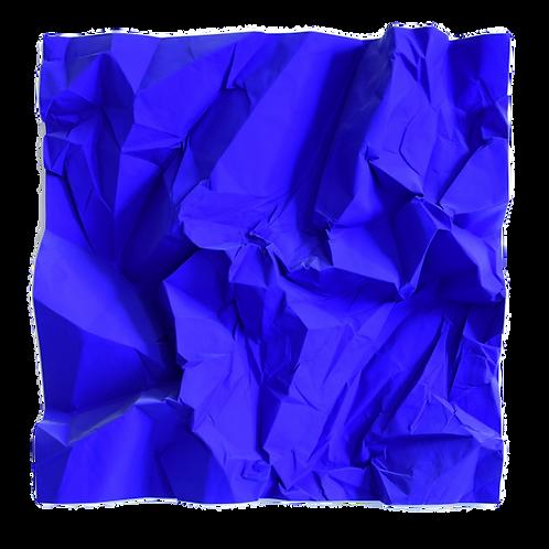 Monade bleu