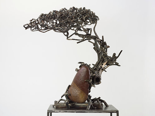 Bonsai au galet de Laurent BOSIO