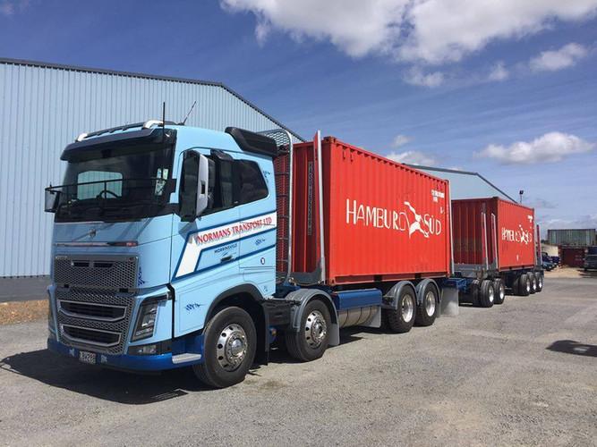 Norman Transport Multi purpose unit