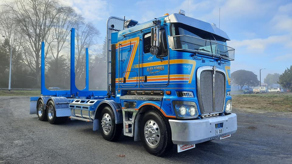 Alan Forbes KW K200 Sleeper
