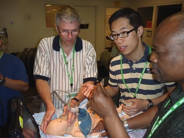 Pediatric Simulation