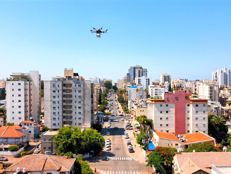High Lander Receives First-Ever Authorization for Urban BVLOS Drone Operations over Populated Areas