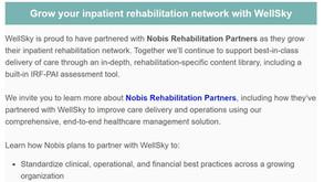 Best-In-Class WellSky EMR at Nobis-Managed Hospitals
