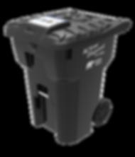 At Your Disposal bear cart bins