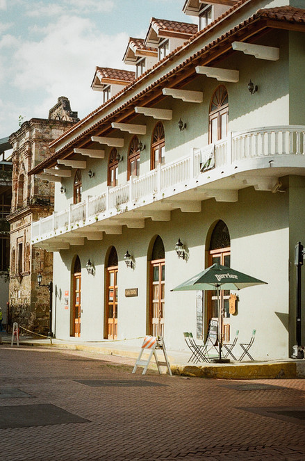 PANAMA CITY / Casco Viejo