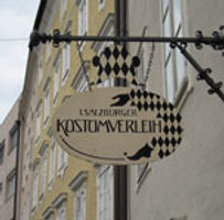 Kostümverleih Kostümwerkstätte Salzburg